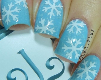 Forget Me Not by Lucky Lacquer, 5-Toxin Free Nail Polish