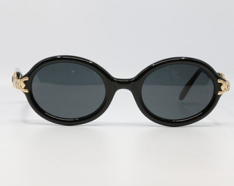 AntePrima/ Vintage Sunglasses Italian Design Round Sunglasses