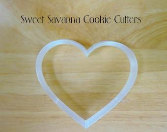 Heart Cookie Cutter No4