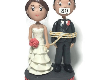 Awesome Cartoon Wedding Cake Toppers Pictures Styles Ideas 2018