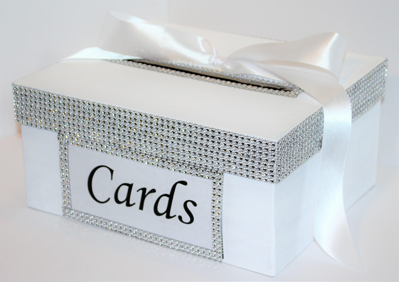 WEDDING CARD BOX Decoration Custom Money box Personalize