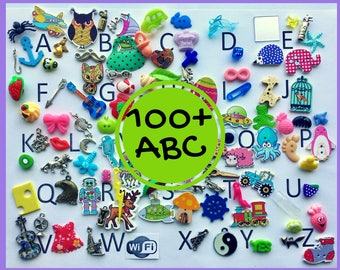 ABC 100+ alphabet objects items MASTER SET. best selling