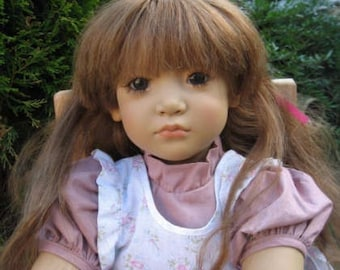 Lovely vintage Neblina doll by Annette Himstedt