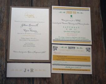Rustic Barn Wedding Invitations,Country Chic Wedding Invitation,Country wedding invites,Western wedding invites,Vintage Barn Wedding Invite