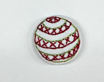 Christmas Ornament Needle Minder