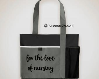 NEW Limited Edition! Nursing School Bag Carry Tote