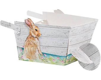 Easter Treat box  /favor boxes/ Easter / Easter