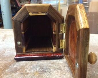 Handmade Keepsake Box Etrog Jewelry Wedding Present Birthday