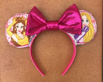 Disney Princess Favorites Minnie Mouse Ears