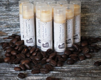 Coffee Lover's Lip Balm