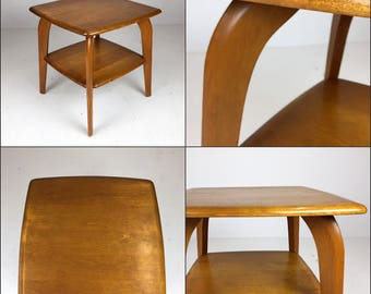 Heywood Wakefield Mid-Century Side Table (SOLD)