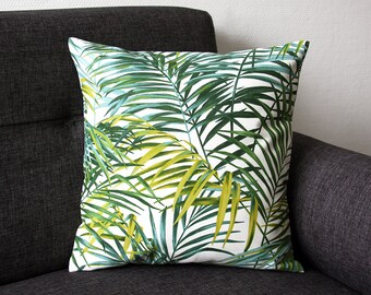 Cushion cover - Model TROPICAL 40*40cm (vegetal, jungle)
