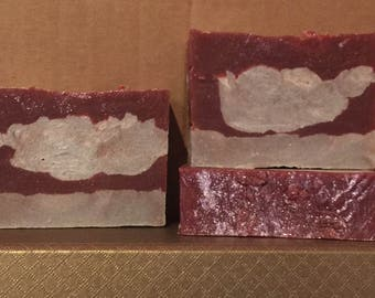 Cherry Almond Scented Soap