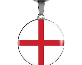 English Pride - Luxury Necklace - Jewelry Gift For Her