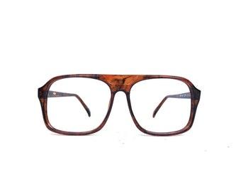 vintage. glasses. aviator. men. brown. eye glasses. retro glasses. eyeglasses. vintage glasses. aviator glasses. eyeglass frames eyewear 60s