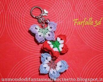 Butterflies crochet