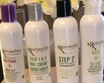 RXestoratives Step 2 Creme Conditioning Cleanser