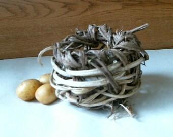 Small Kudzu Basket