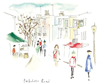 A trip to portobello road
