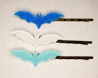 Bat Hair Pin Set