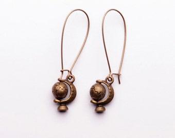 Globe Earrings (27 Million)