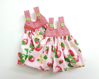 Blythe Overall Cotton Dresse