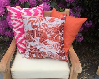 Eclectic pillows mix & match (customized options)