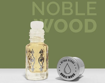 Noble Wood - Pure fragrance oil perfume