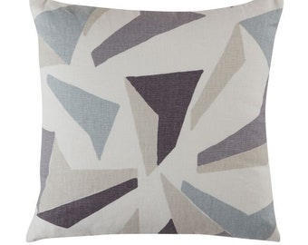 Curated Kravet-Flock Pillow