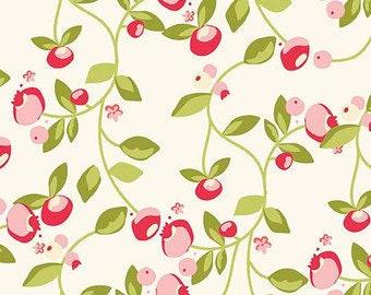 Riley Blake Designs   - Hello Gorgeous  c5691  cream