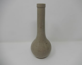 Vase of sandstone by Langeron, free shipping