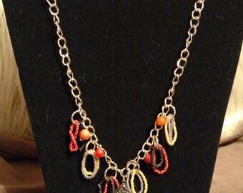 Bohemian Charm Necklace