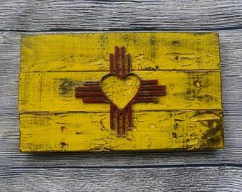New Mexico Zia Etsy