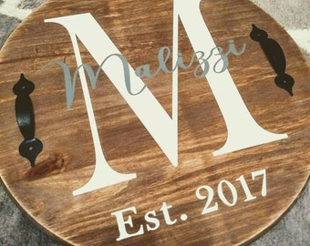 Personalized Serving Tray || Custom ||