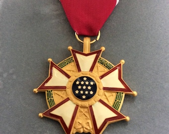 United States of America Legion of Merit Medal and Case