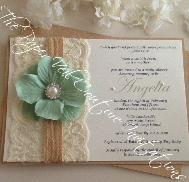Rustic vintage garden lace collection invitation burlap zoom filmwisefo Image collections