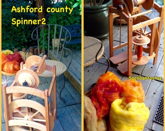 Ashford Country Spinner 2  Spinning Wheel   : saorisantacruz