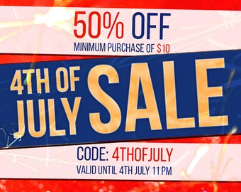 4th July SALE , Sale 50% Off, Discount COUPON CODE Stickers Coupon Codes stickers Discount Coupon Code planner stickers Sale stickers