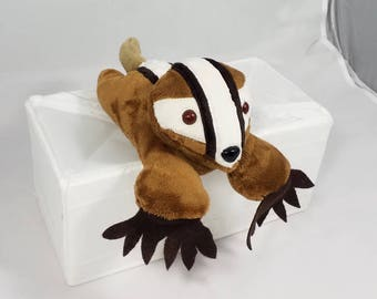 Last Airbender Badgermole - Shoulder Pet