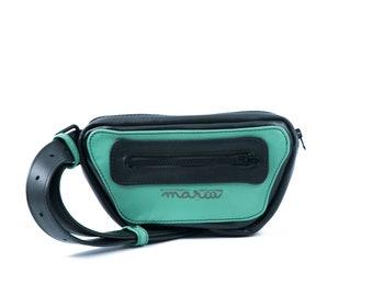 Maruu Leather fanny pack bag