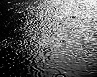 Rain Print, Rain Photo, Raindrops Photo, Rain Picture, Nature Photo, Rainy Night Photo, Rain Picture, Rain Photo, Nature Picture, Rain