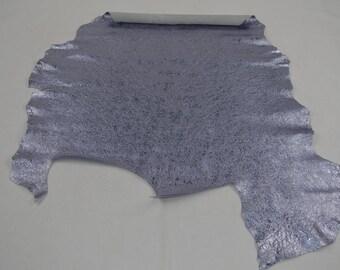 Pastel Purple Goat Leather Metallic Coupon