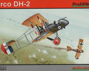 1/48 scale Airco-DH2 by Eduard