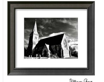 "Fine Art photography 'Repent' by William George LTD Edition 1/75 18""x12"""