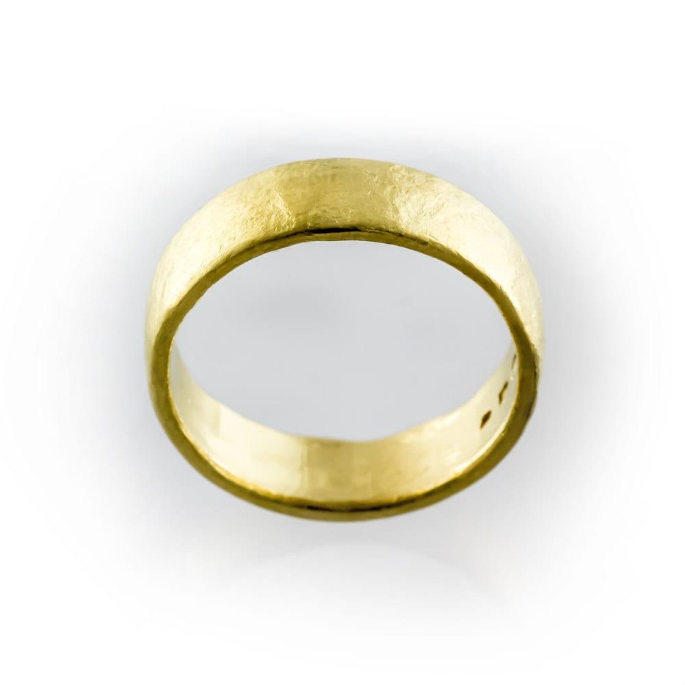 24K gold ring 24K pure gold ring 24K gold wedding ring