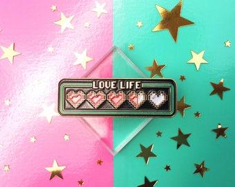 Liebe das Leben Meter