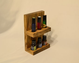Hanging Essential Oils Display (3x3)