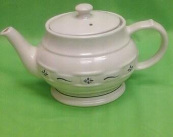 Longaberger  Tea Pot