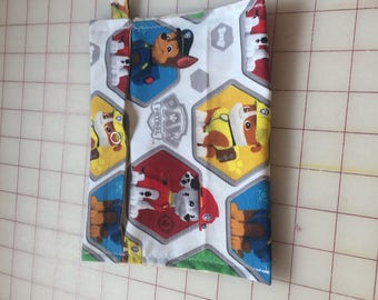 6x7 reusable snack bag