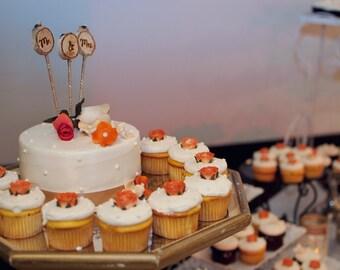rustic cake topper, rustic wedding, wood cake topper, wedding cake topper, mr and mrs, mr & mrs, wood wedding, rustic decor, wedding decor